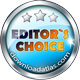 Editors Choice & 5-Star Award
